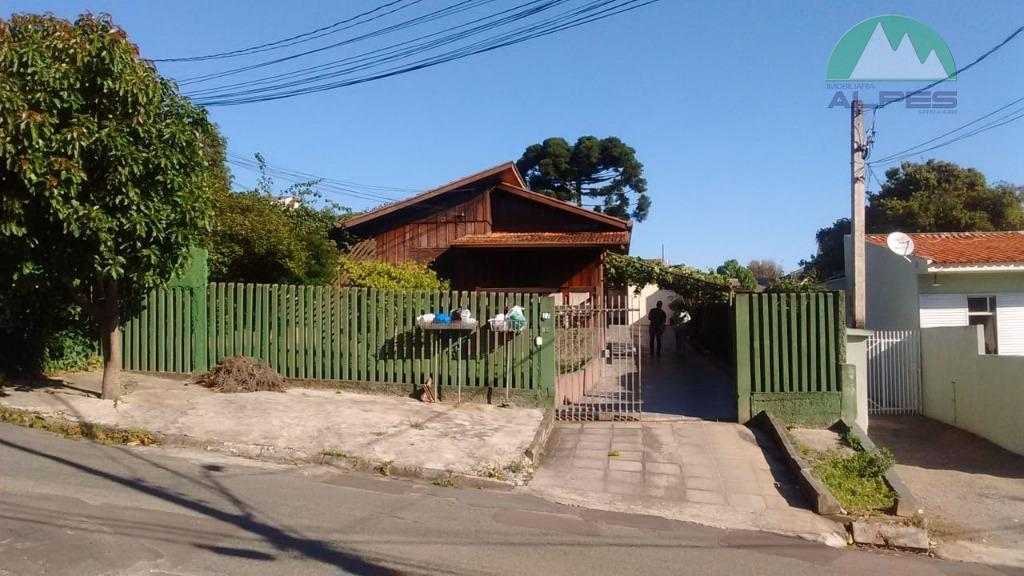 Terreno à venda, 840 m² por R$ 780.000 - Uberaba - Curitiba/PR