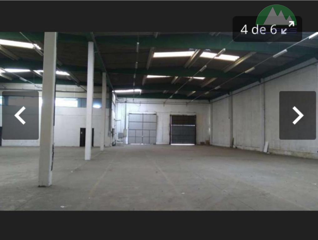Barracão para alugar, 1300 m² por R$ 15.000/mês - Boqueirão - Curitiba/PR