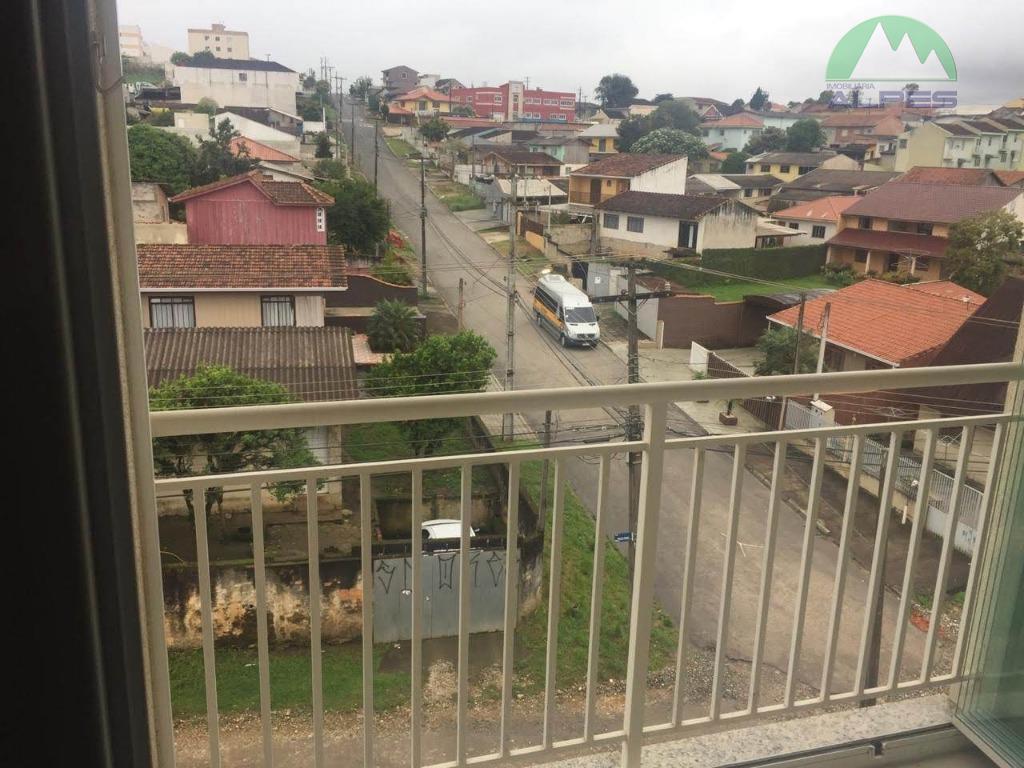 Otimo apartamento e excelente condomínio no coração do Atuba.