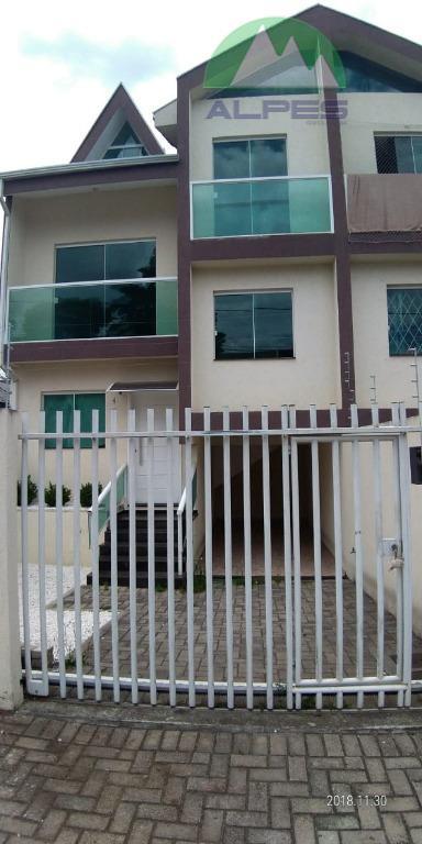 Sobrado à venda, 144 m² por R$ 450.000,00 - Boqueirão - Curitiba/PR