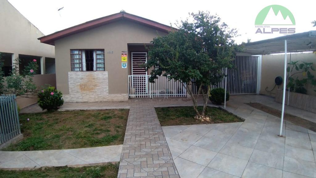 excelente casa com terreno de esquina!estuda aceitar imóvel de menor valornão financiasendo amplo terreno, área de...