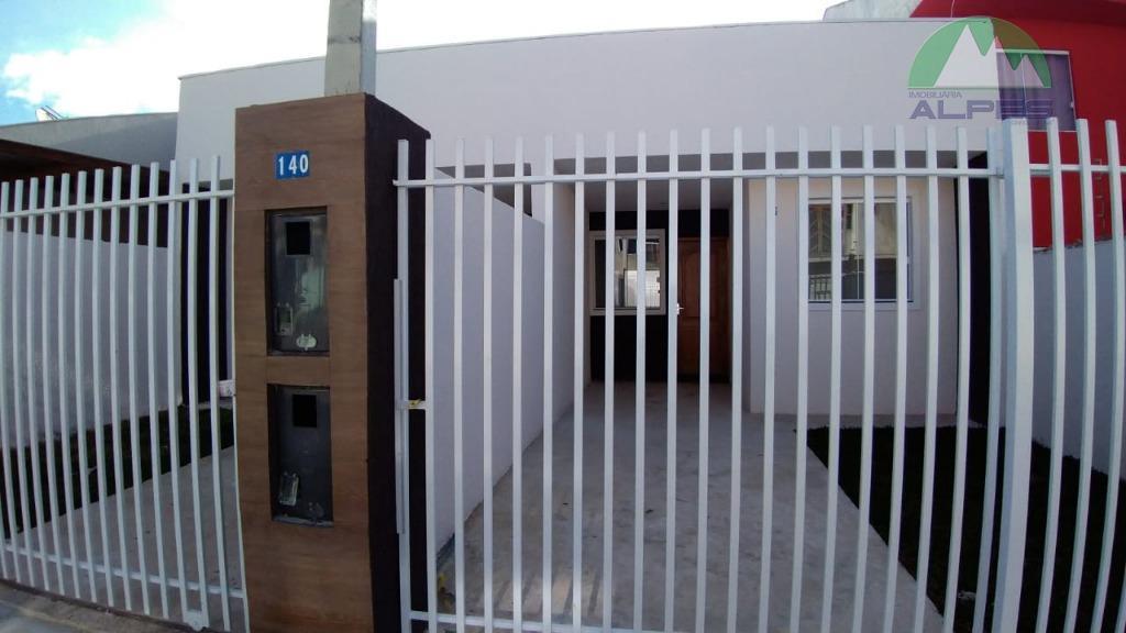 Casa com 2 dormitórios à venda, 43 m² por R$ 192.000 - Alto Boqueirão - Curitiba/PR