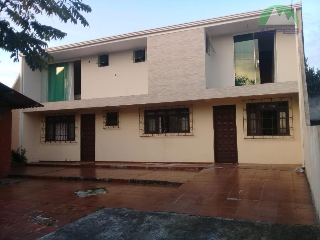 Sobrado com 4 dormitórios à venda, 136 m² por R$ 890.000 - Portão - Curitiba/PR
