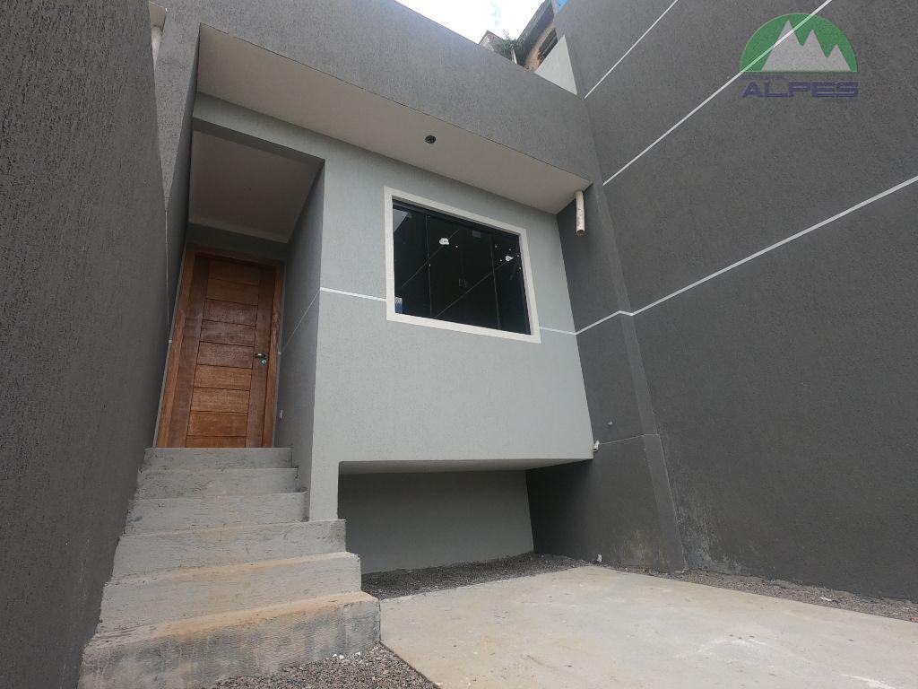 Casa com 1 dormitório à venda, 50 m² por R$ 179.000 - Sítio Cercado - Curitiba/PR