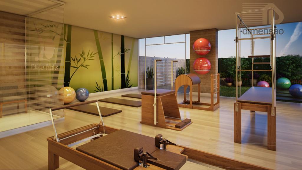 Estúdio de Pilates (Opção)