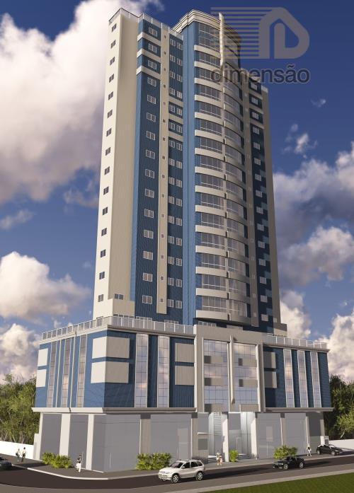Apartamento  3 suítes no Centro de Balneário Camboriú - SC.