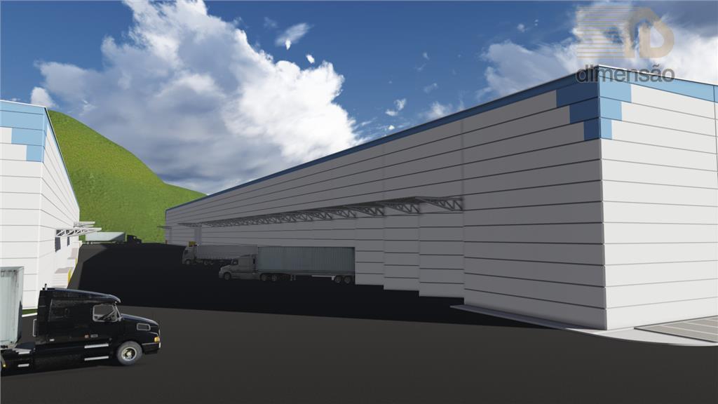 condomínio empresarial galpões com diversas metragens e módulos galpão a - metragem mínima 1.250 m² /...