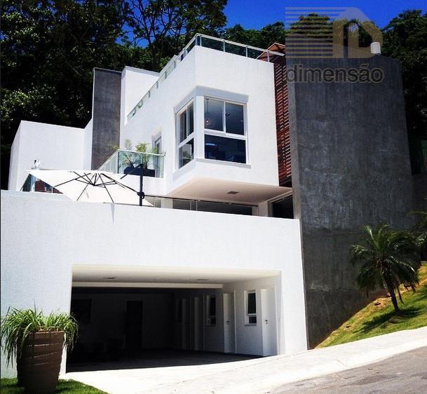 Casa  residencial à venda, Praia do Estaleirinho, Balneário Camboriú.