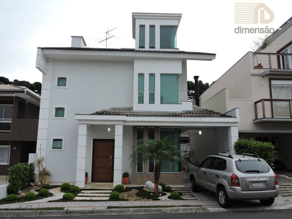 Casa residencial à venda, Orleans, Curitiba.