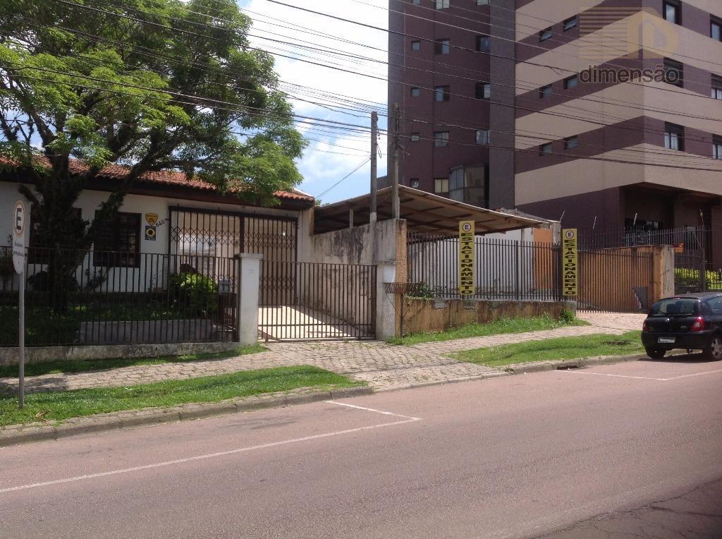 Terreno comercial à venda, Batel, Curitiba.