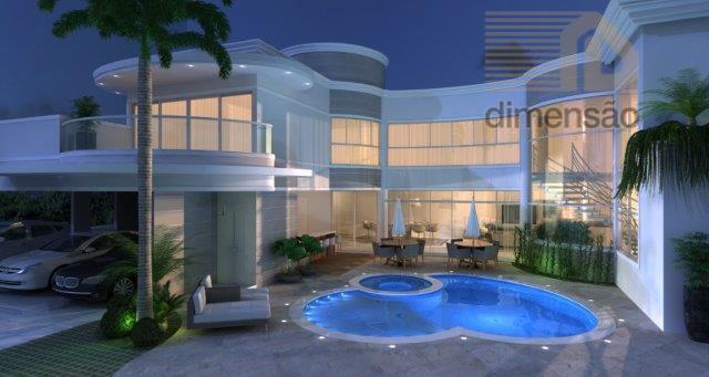 Linda Casa residencial à venda, Praia Brava.