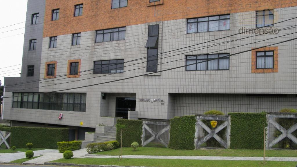 Apartamento residencial para venda ou locação, Cristo Rei, Curitiba.