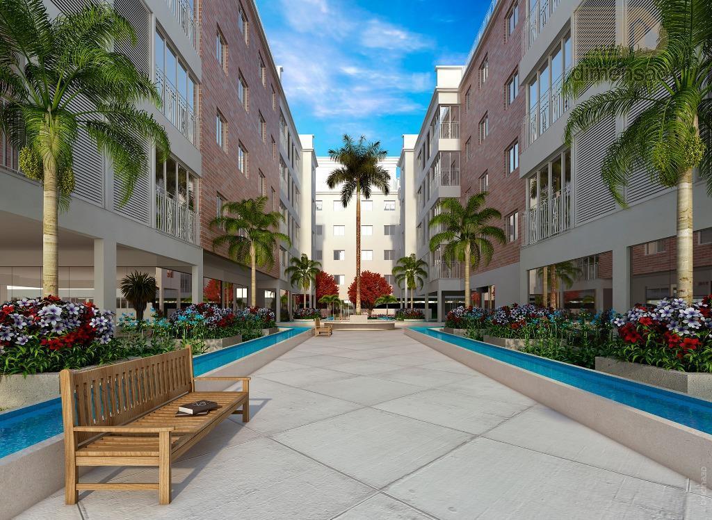 Garden Village - Apartamento 2 dormitórios à venda, Balneário Camboriú.