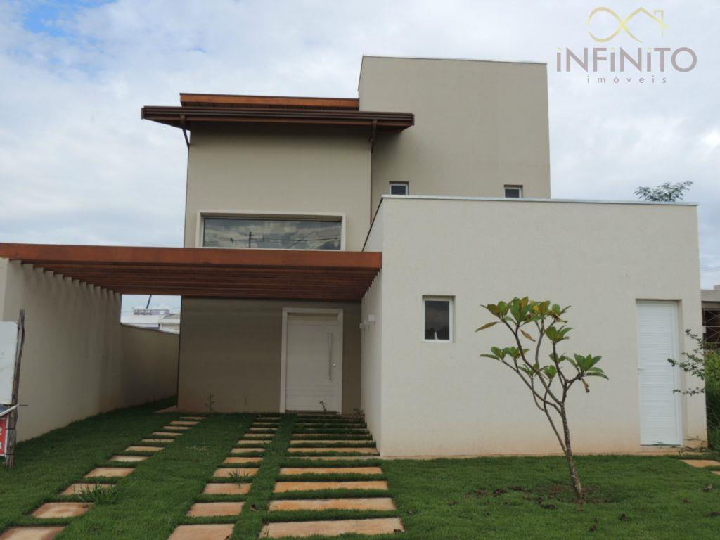 Casa residencial para venda e locação, Residencial Real Parque Sumaré, Sumaré - CA0321.