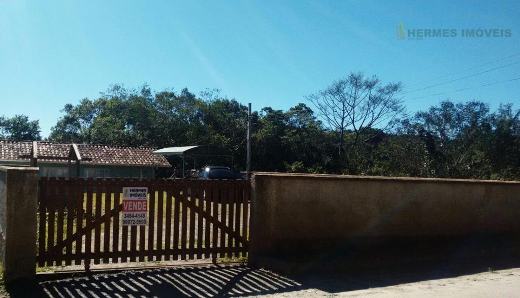 Terreno residencial à venda, Itinga, Joinville.