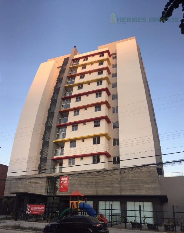 Apartamento na rua Concordia com opção de 01 ou 02 vagas de garagem