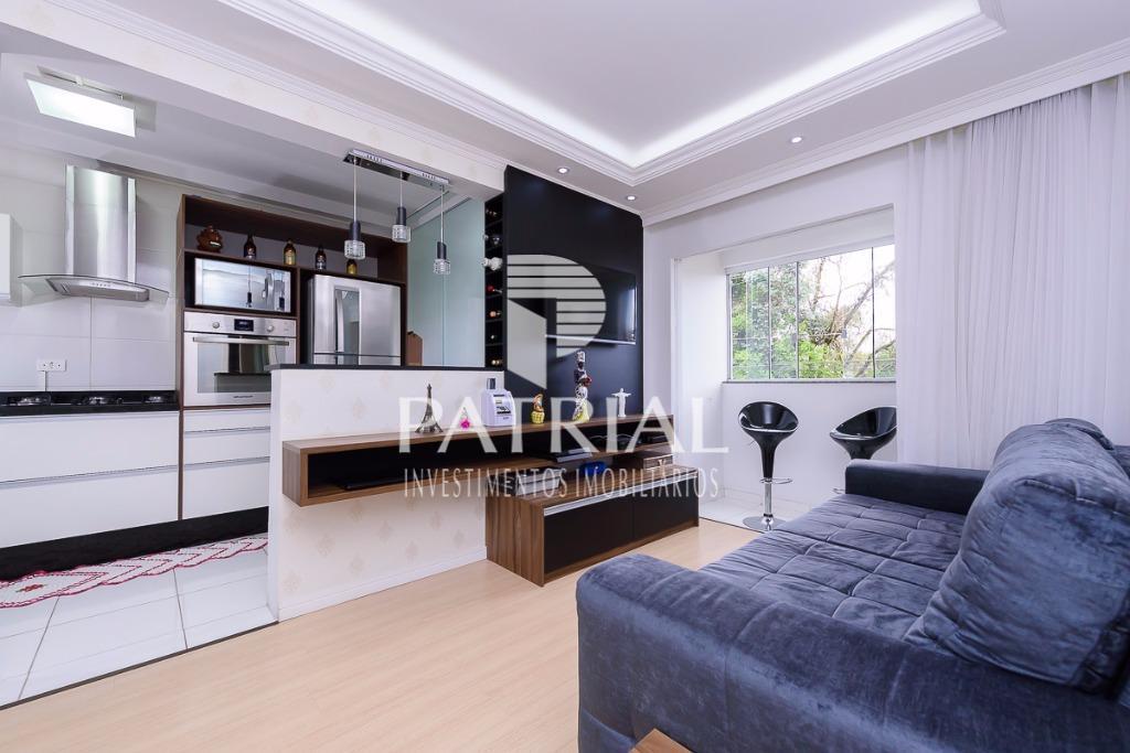 Apartamento a venda no Xaxim - Floresta Negra - Curitiba - PR