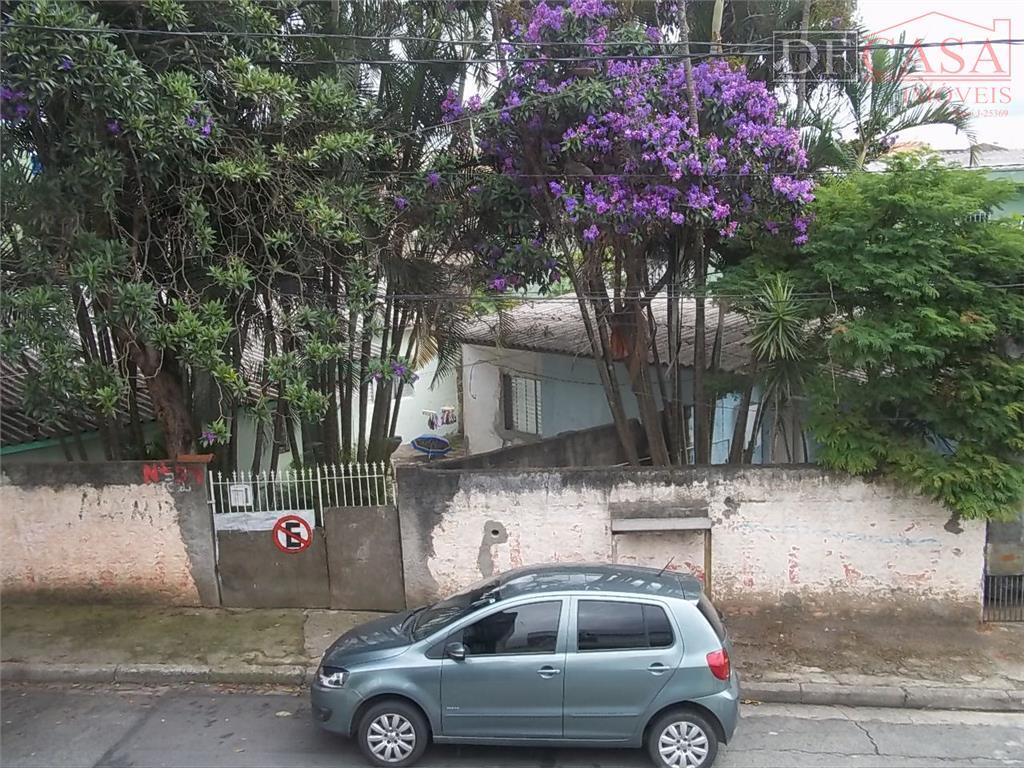 Terreno Padrão à venda, Jardim São Pedro, São Paulo