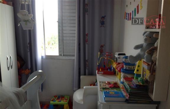 Apartamento Padrão à venda, Conjunto Habitacional Teotonio Vilela, São Paulo