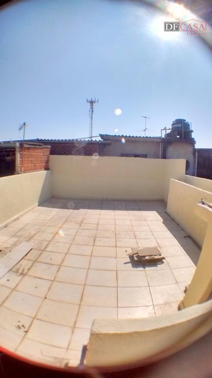 Casa Padrão à venda/aluguel, Jardim Aricanduva, São Paulo