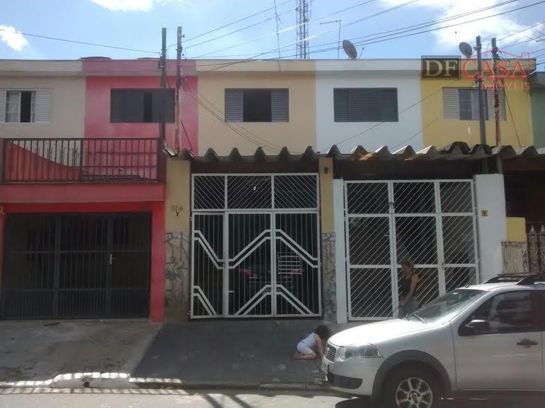Casa Sobrado à venda, Vila Rio Branco, São Paulo