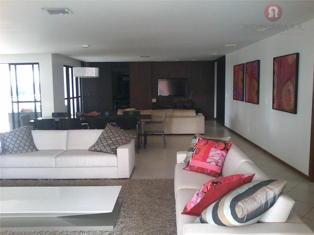 Apartamento residencial à venda, Jóquei, Teresina.