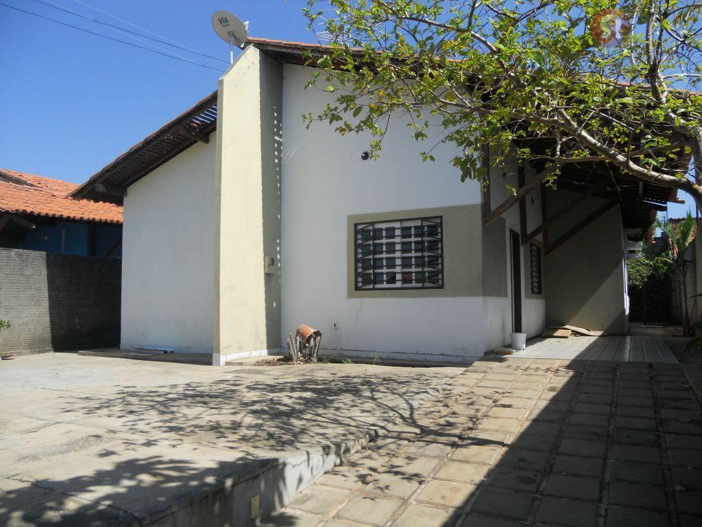 Casa residencial à venda, Santa Isabel, Teresina.