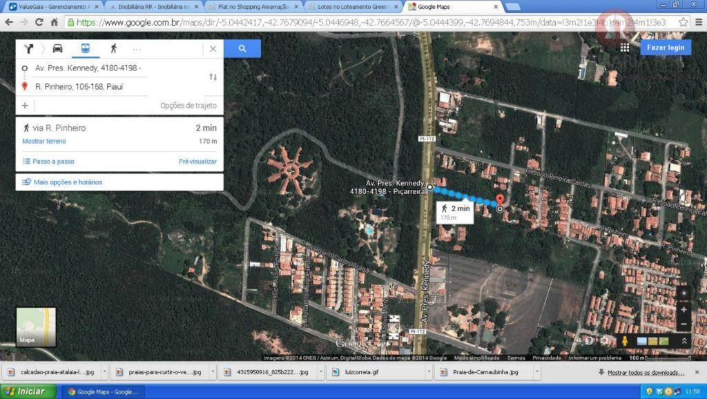 Terreno residencial à venda, Satélite, Teresina.