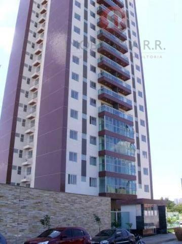 Apartamento residencial à venda, Horto, Teresina.