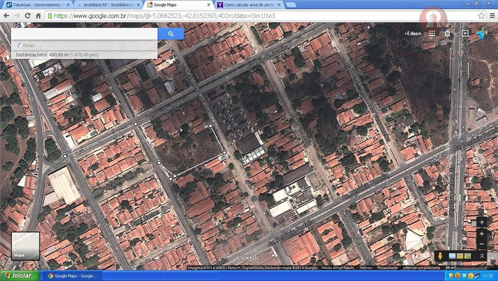 Terreno comercial à venda, Aeroporto, Teresina.