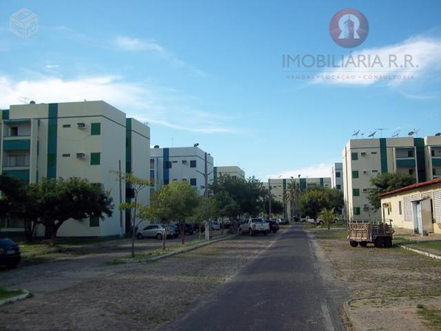 Apartamento residencial à venda, Ininga, Teresina.