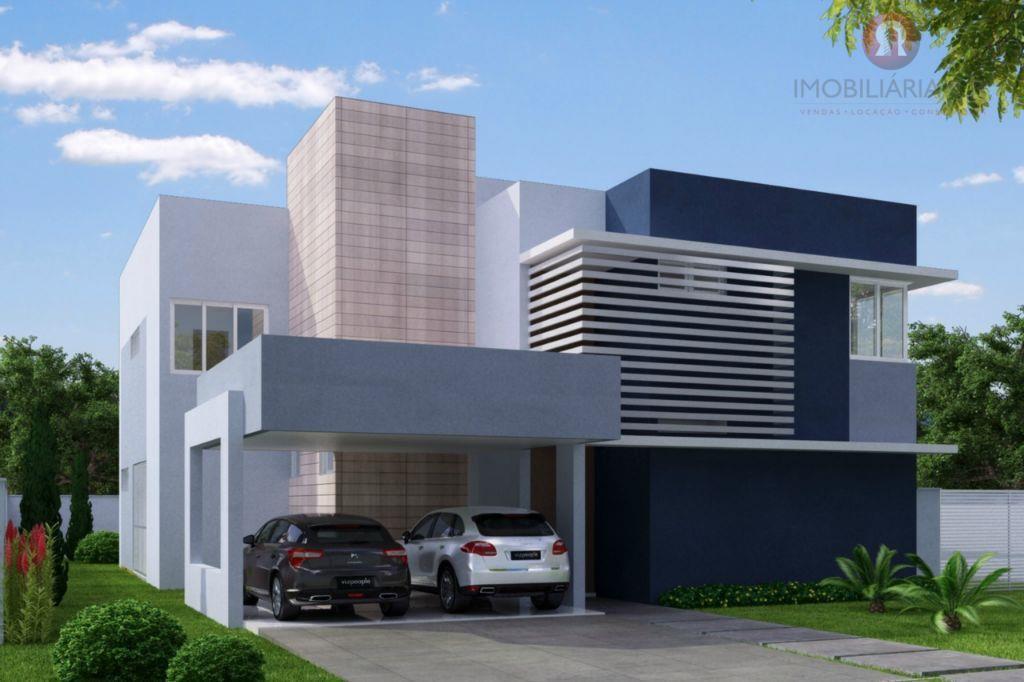 Casa residencial no Aldebaran Ville - Casas Prontas ou na Planta