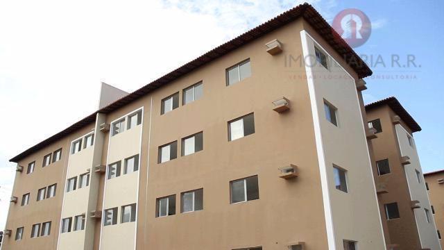 Excelente Apartamento no Grande Dirceu - Financiável - Minha casa Minha Vida