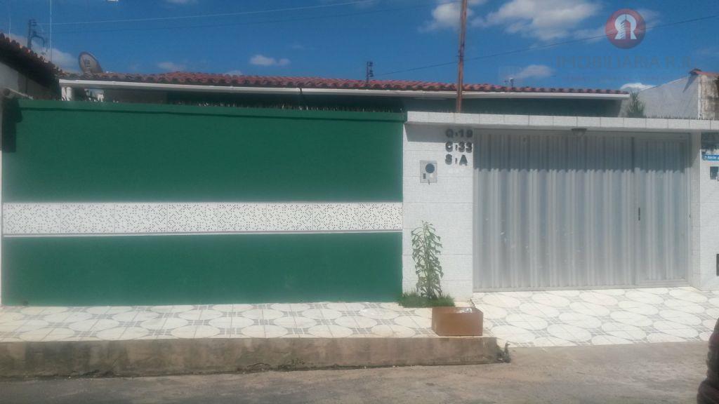 Casa residencial à venda, José Francisco de Almeida Neto, Teresina.