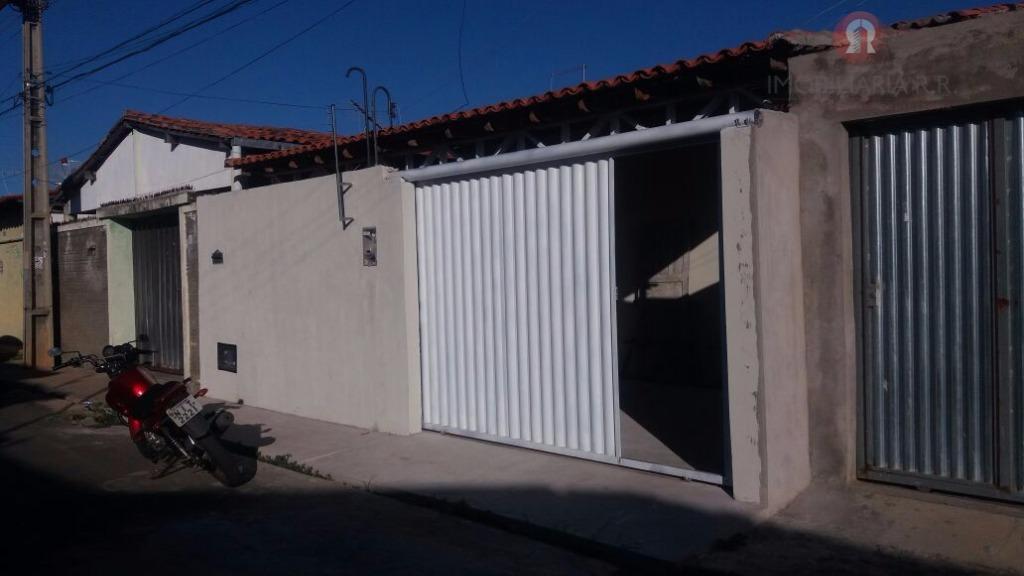 Casa residencial para locação, Raimundo Portela, Teresina.