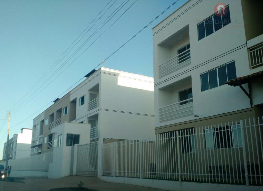 Apartamento residencial à venda, Santo Antônio, Teresina.