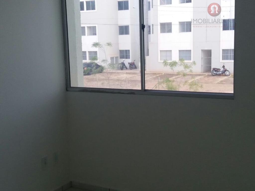 Apartamento residencial para locação, Vale Quem Tem, Teresina.