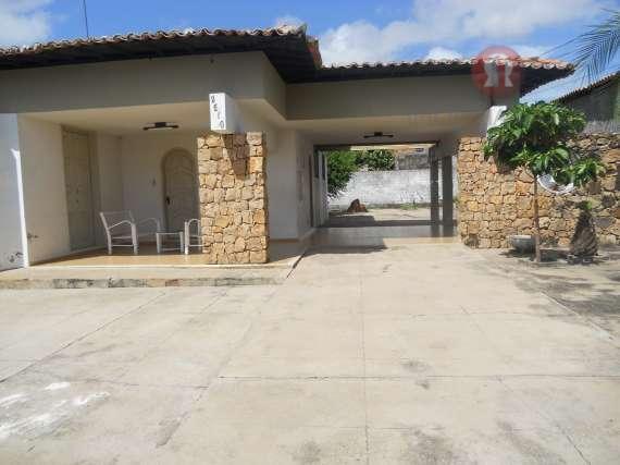 Casa residencial à venda, Três Andares, Teresina.