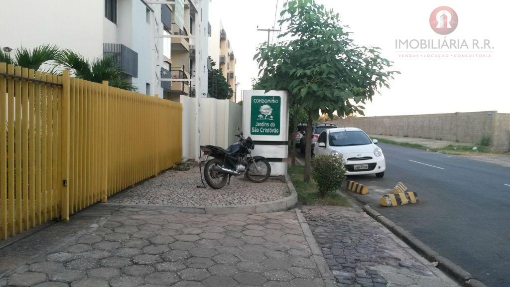 Apartamento residencial à venda, Santa Isabel, Teresina.