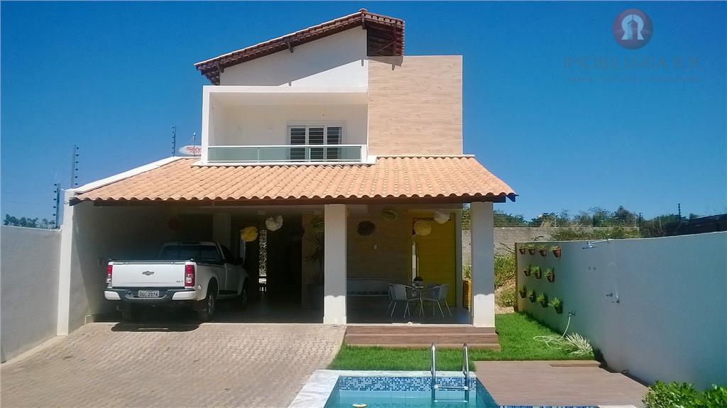 Casa residencial à venda, Santa Lia, Teresina.