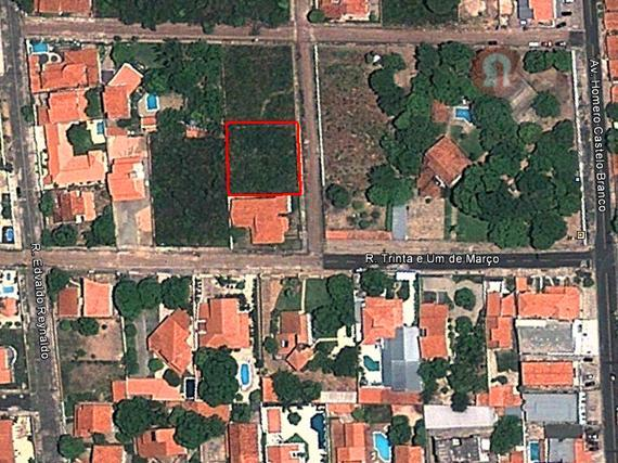 Terreno residencial à venda, Ininga, Teresina.