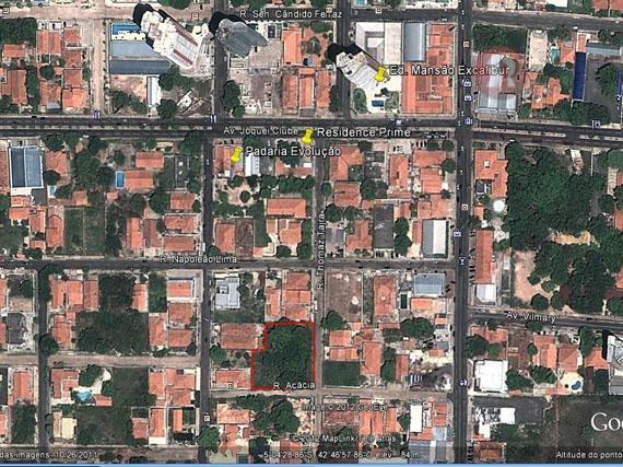 Terreno residencial à venda, Jóquei, Teresina.
