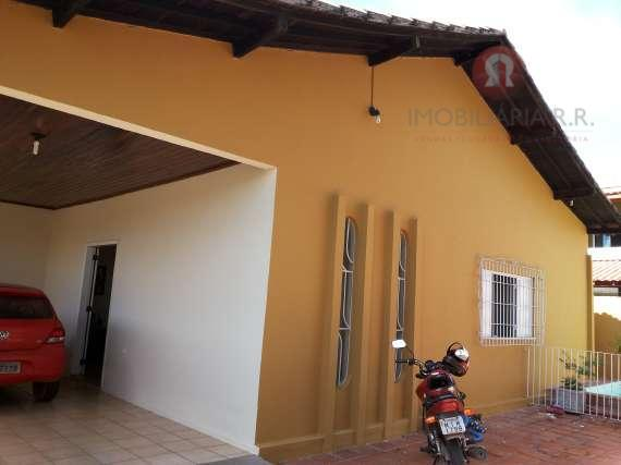 Casa residencial à venda, Morada do Sol, Teresina.