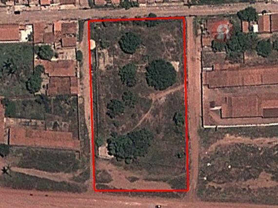 Terreno residencial à venda, Parque Alvorada, Timon.