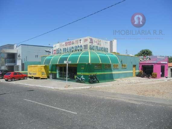Casa comercial para locação, Fátima, Teresina.