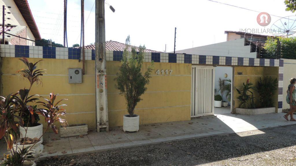 Casa residencial à venda, Real Copagri, Teresina.
