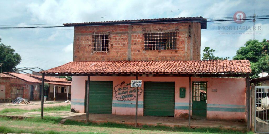 Casa residencial à venda, Parque Alvorada, Timon.