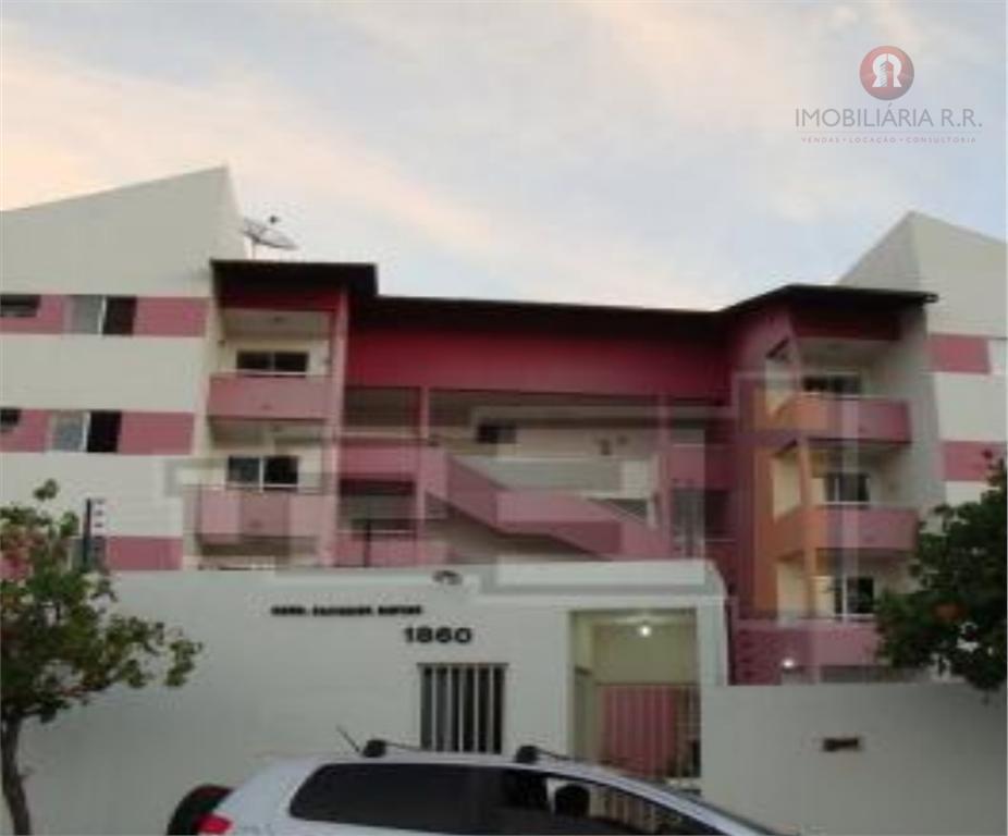 Apartamento residencial à venda, Noivos, Teresina.