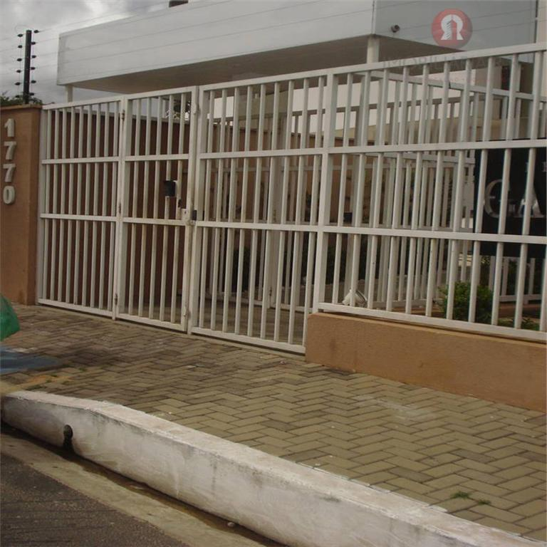 Apartamento residencial à venda, Fátima, Teresina.