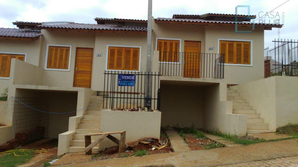 Casa residencial à venda, Vargas, Sapucaia do Sul.